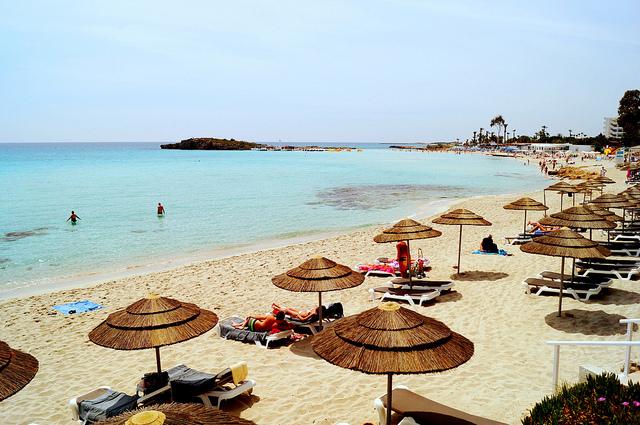 Ayia Napa a pláže