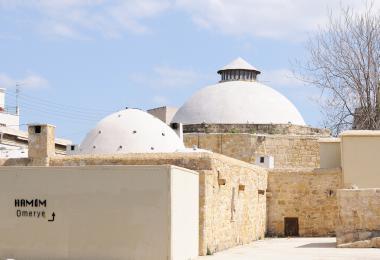Kyperské lázně Omeriye