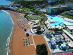 Pohled na hotel Acapulco Resort Convention, Kyrenia